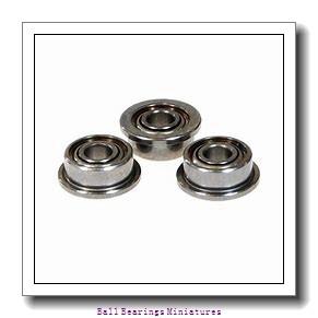 2mm x 6mm x 2.3mm  ZEN 692-zen Ball Bearings Miniatures
