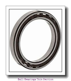 40mm x 52mm x 7mm  Timken 618082rs-timken Ball Bearings Thin Section
