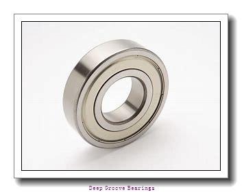 70mm x 110mm x 13mm  FAG 16014-fag Deep Groove Bearings