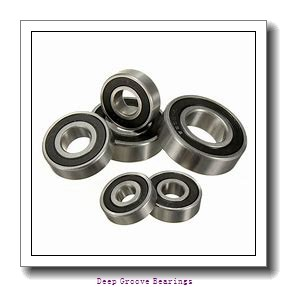25mm x 47mm x 8mm  FAG 16005-fag Deep Groove Bearings