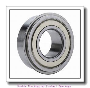 10mm x 30mm x 14mm  QBL 3200b-2ztn-qbl Double Row Angular Contact Bearings