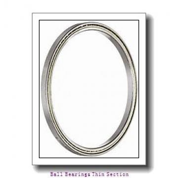 17mm x 26mm x 5mm  NSK 6803dd-nsk Ball Bearings Thin Section
