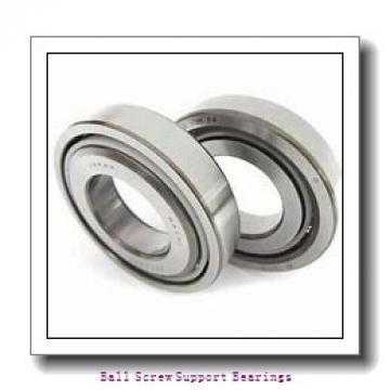 35mm x 72mm x 15mm  Nachi 35tab07db/gmp4-nachi Ball Screw Support Bearings