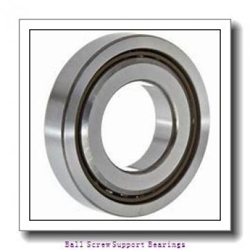 17mm x 47mm x 15mm  Nachi 17tab04u/gmp4-nachi Ball Screw Support Bearings