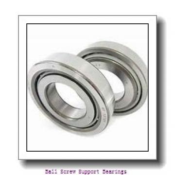 30mm x 62mm x 15mm  Nachi 30tab06db/gmp4-nachi Ball Screw Support Bearings