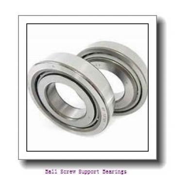 40mm x 72mm x 15mm  Nachi 40tab07u/gmp4-nachi Ball Screw Support Bearings