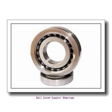 57.15mm x 90mm x 15.875mm  RHP bsb225duhp3-rhp Ball Screw Support Bearings