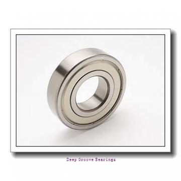 55mm x 90mm x 11mm  FAG 16011-c3-fag Deep Groove Bearings