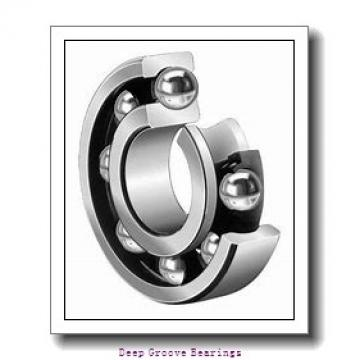 190mm x 290mm x 31mm  FAG 16038-fag Deep Groove Bearings