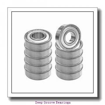 12mm x 32mm x 14mm  FAG 62201-2rsr-c3-fag Deep Groove Bearings