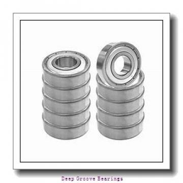 17mm x 35mm x 8mm  FAG 16003-fag Deep Groove Bearings