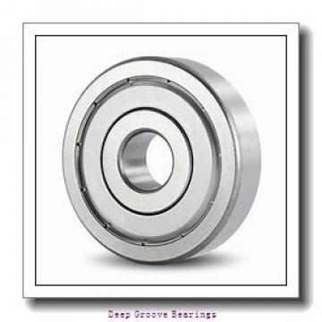 40mm x 68mm x 9mm  FAG 16008-fag Deep Groove Bearings