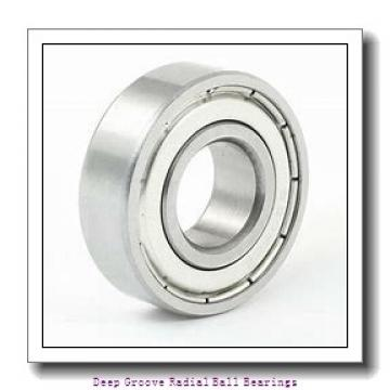 30mm x 62mm x 16mm  SKF 206-2z-skf Deep Groove Radial Ball Bearings
