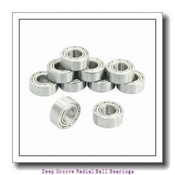 12mm x 30mm x 8mm  SKF 16101-2z-skf Deep Groove Radial Ball Bearings