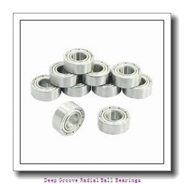 35mm x 72mm x 17mm  SKF 207-skf Deep Groove Radial Ball Bearings