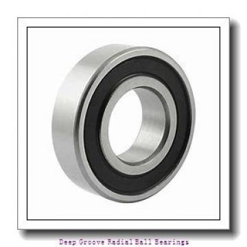 80mm x 140mm x 26mm  SKF 216-2z-skf Deep Groove Radial Ball Bearings