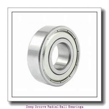 30mm x 62mm x 20mm  SKF 62206-2rs1-skf Deep Groove Radial Ball Bearings