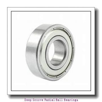 45mm x 100mm x 36mm  SKF 62309-2rs1-skf Deep Groove Radial Ball Bearings