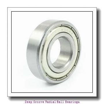 10mm x 30mm x 14mm  SKF 62200-2rs1-skf Deep Groove Radial Ball Bearings