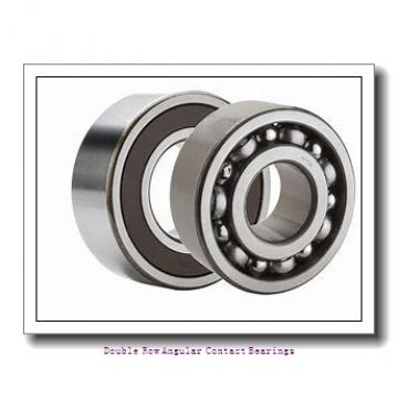 17mm x 40mm x 17.5mm  NSK 3203jc3-nsk Double Row Angular Contact Bearings