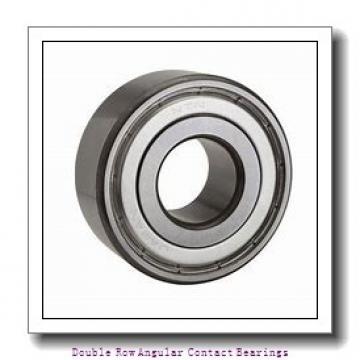 17mm x 40mm x 17.5mm  QBL 3203b-2znrtnc3-qbl Double Row Angular Contact Bearings