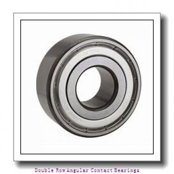 17mm x 40mm x 17.5mm  SKF 3203a-2ztn9/mt33-skf Double Row Angular Contact Bearings