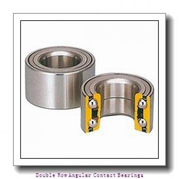 20mm x 47mm x 20.6mm  FAG 3204-b-tvh-c3-fag Double Row Angular Contact Bearings