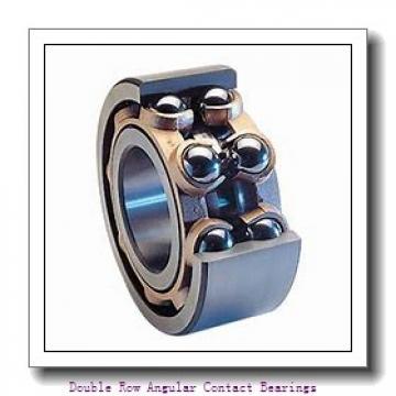 10mm x 30mm x 14mm  QBL 3200b-2rstnc3-qbl Double Row Angular Contact Bearings