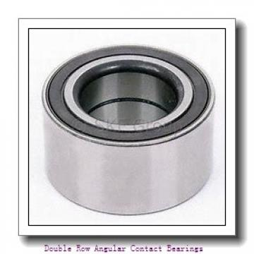 12mm x 32mm x 15.9mm  NSK 3201b-2znrtnc3-nsk Double Row Angular Contact Bearings