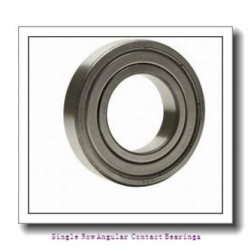 0.625 Inch x 1.813 Inch x 0.625 Inch  R%26M mjt5/8-r&m Single Row Angular Contact Bearings
