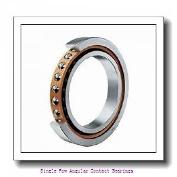 30mm x 62mm x 16mm  FAG 7206-b-jp-ua-fag Single Row Angular Contact Bearings