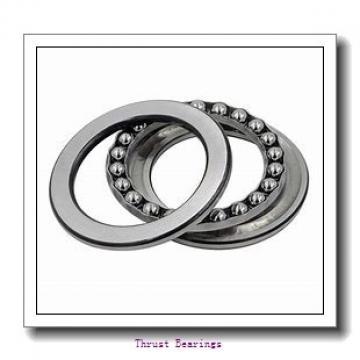 100mm x 135mm x 25mm  NSK 51120-nsk Thrust Bearings