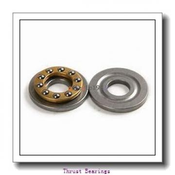 85mm x 110mm x 19mm  SKF 51117-skf Thrust Bearings