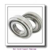 101.6mm x 145mm x 22.225mm  RHP bsb400duhp3-rhp Ball Screw Support Bearings