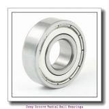 45mm x 75mm x 23mm  SKF 63009-2rs1-skf Deep Groove Radial Ball Bearings