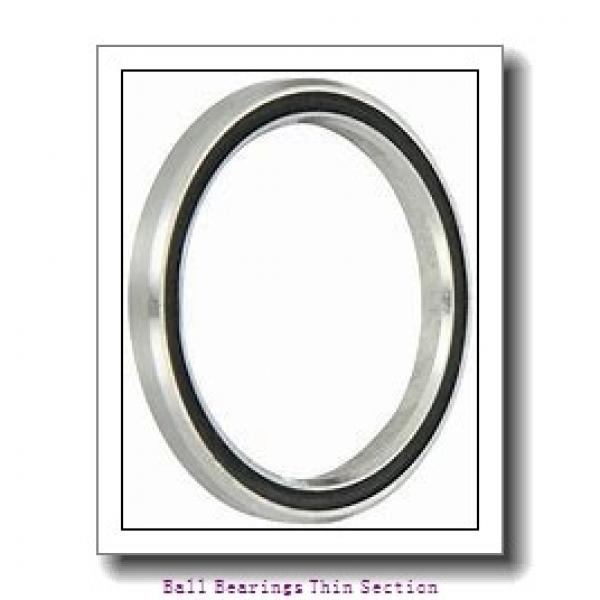 60mm x 78mm x 10mm  NSK 6812zz-nsk Ball Bearings Thin Section #1 image