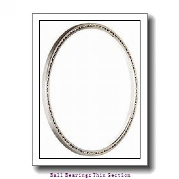 55mm x 72mm x 9mm  NSK 6811-nsk Ball Bearings Thin Section #1 image
