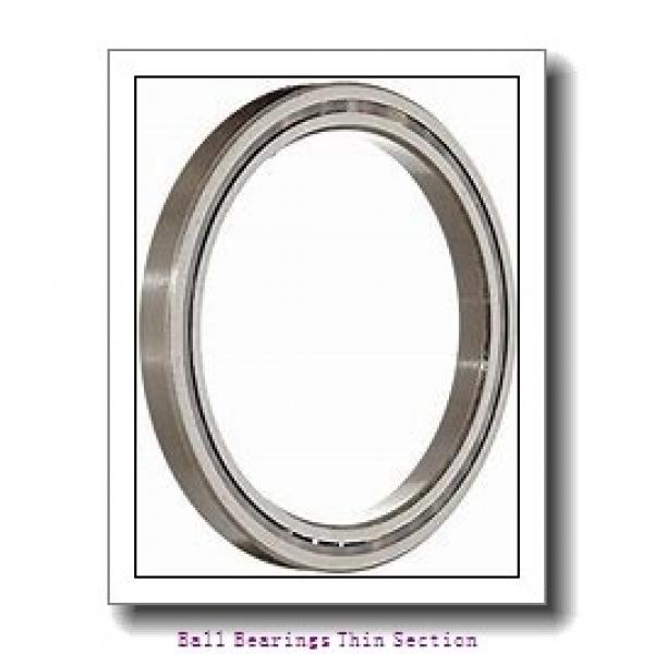 35mm x 47mm x 7mm  NSK 6807-nsk Ball Bearings Thin Section #2 image