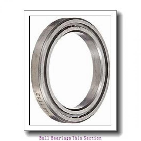 30mm x 42mm x 7mm  NSK 6806zz-nsk Ball Bearings Thin Section #2 image
