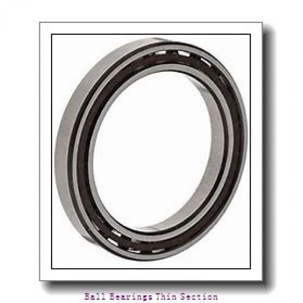 17mm x 26mm x 5mm  FAG 61803-2rsr-fag Ball Bearings Thin Section #1 image