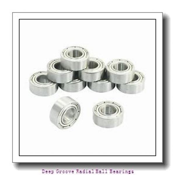 40mm x 68mm x 21mm  SKF 63008-2rs1-skf Deep Groove Radial Ball Bearings #1 image