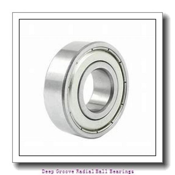 45mm x 100mm x 36mm  SKF 62309-2rs1-skf Deep Groove Radial Ball Bearings #1 image