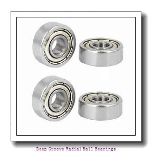 40mm x 68mm x 21mm  SKF 63008-2rs1-skf Deep Groove Radial Ball Bearings #2 image